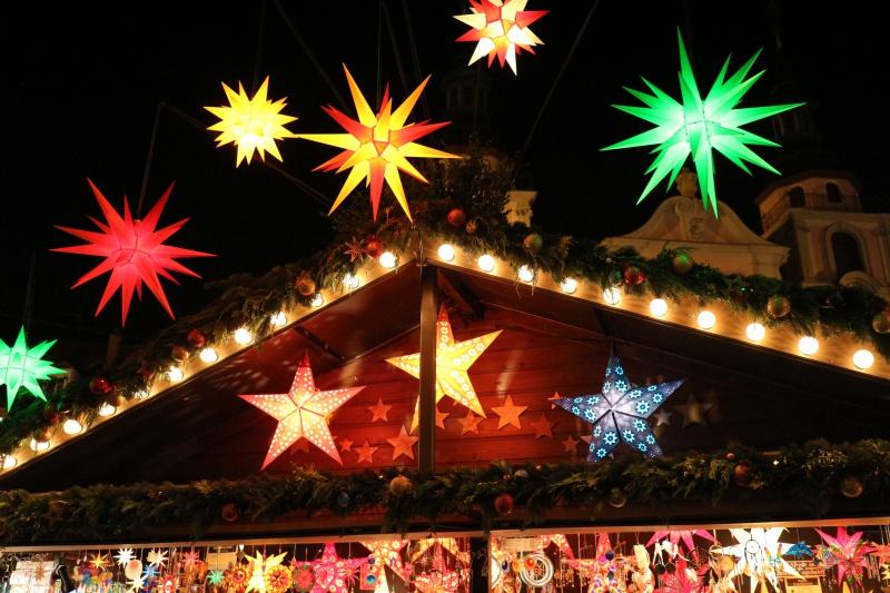 Weihnachtsmarkt in Ludwigsburg