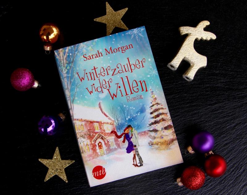 """""""Winterzauber wider Willen"""" von Sarah Morgan"""