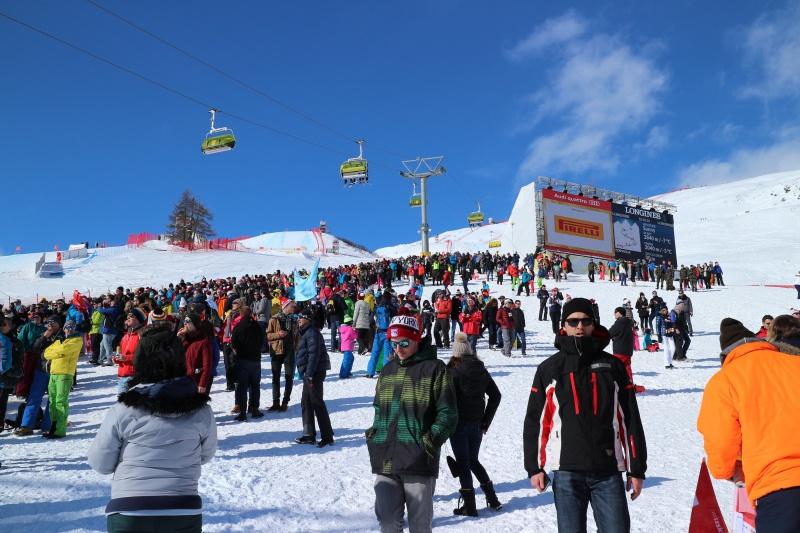 St. Moritz Ski WM Abfahrt Herren