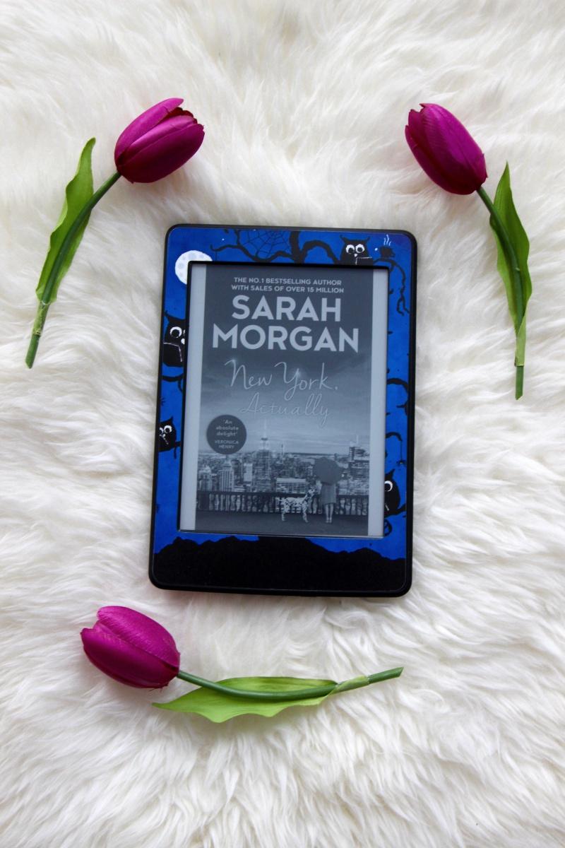 New York, Actually von Sarah Morgan