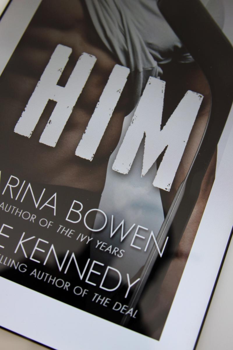"""""""Him"""" von Sarina Bowen & Elle Kennedy"""