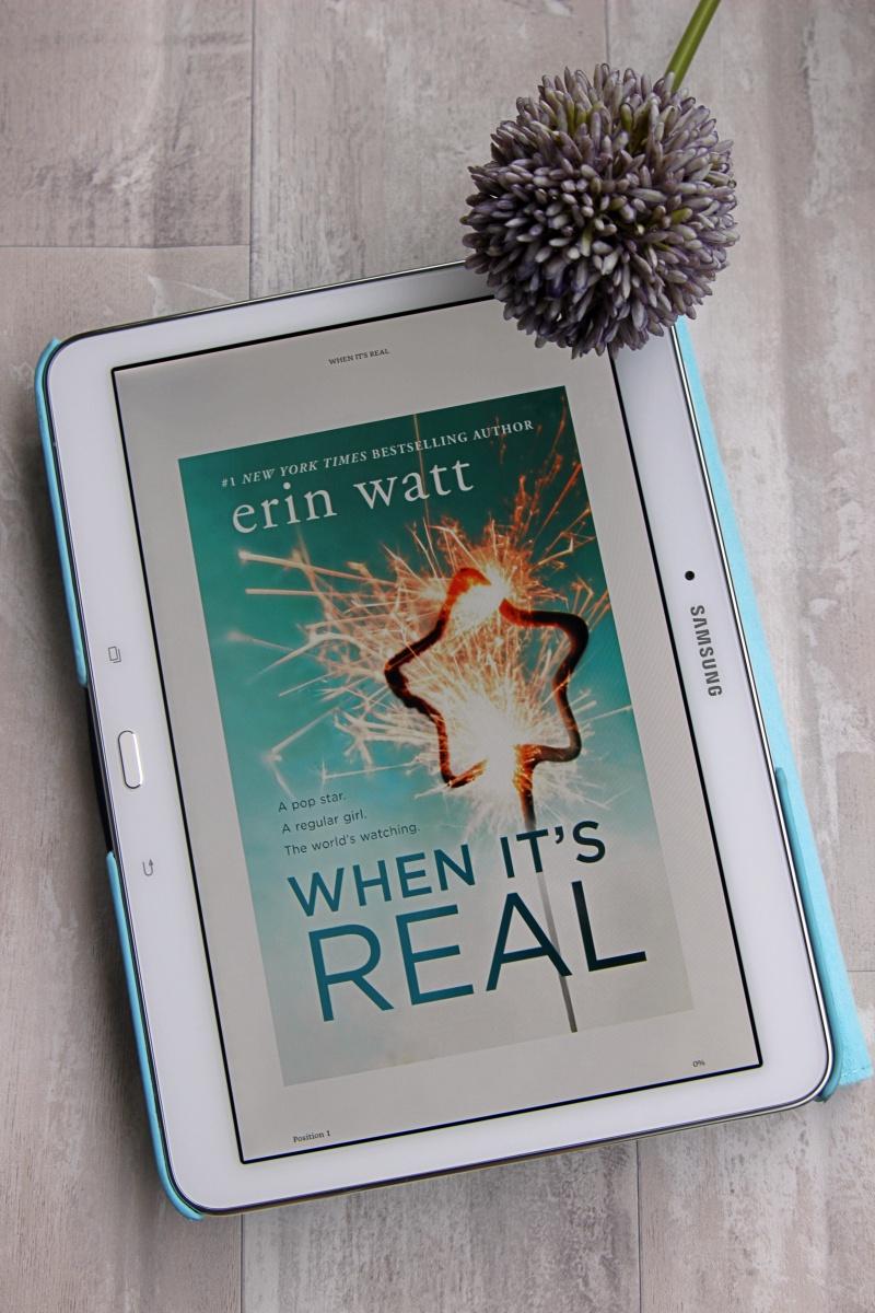 """""""When It's Real"""" von Erin Watt"""