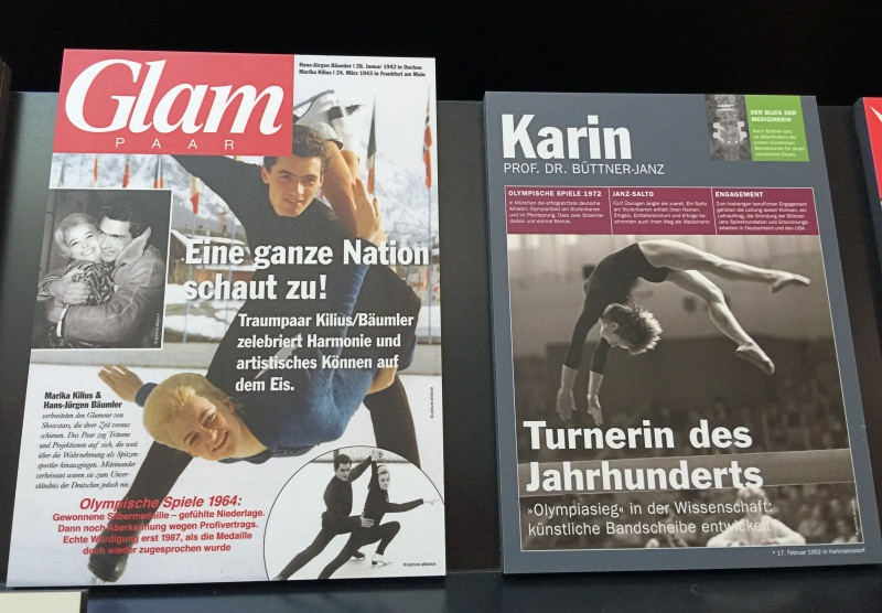 Kilius & Bäumler Karin Janz
