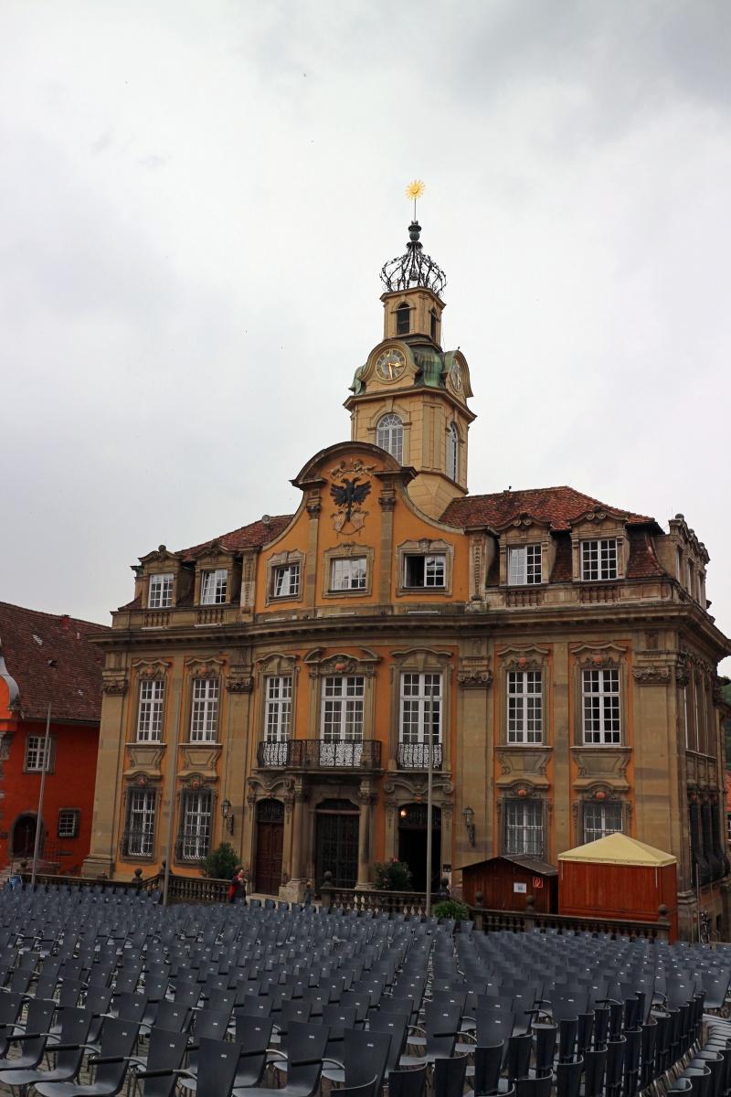 Schwäbisch Hall Rathaus