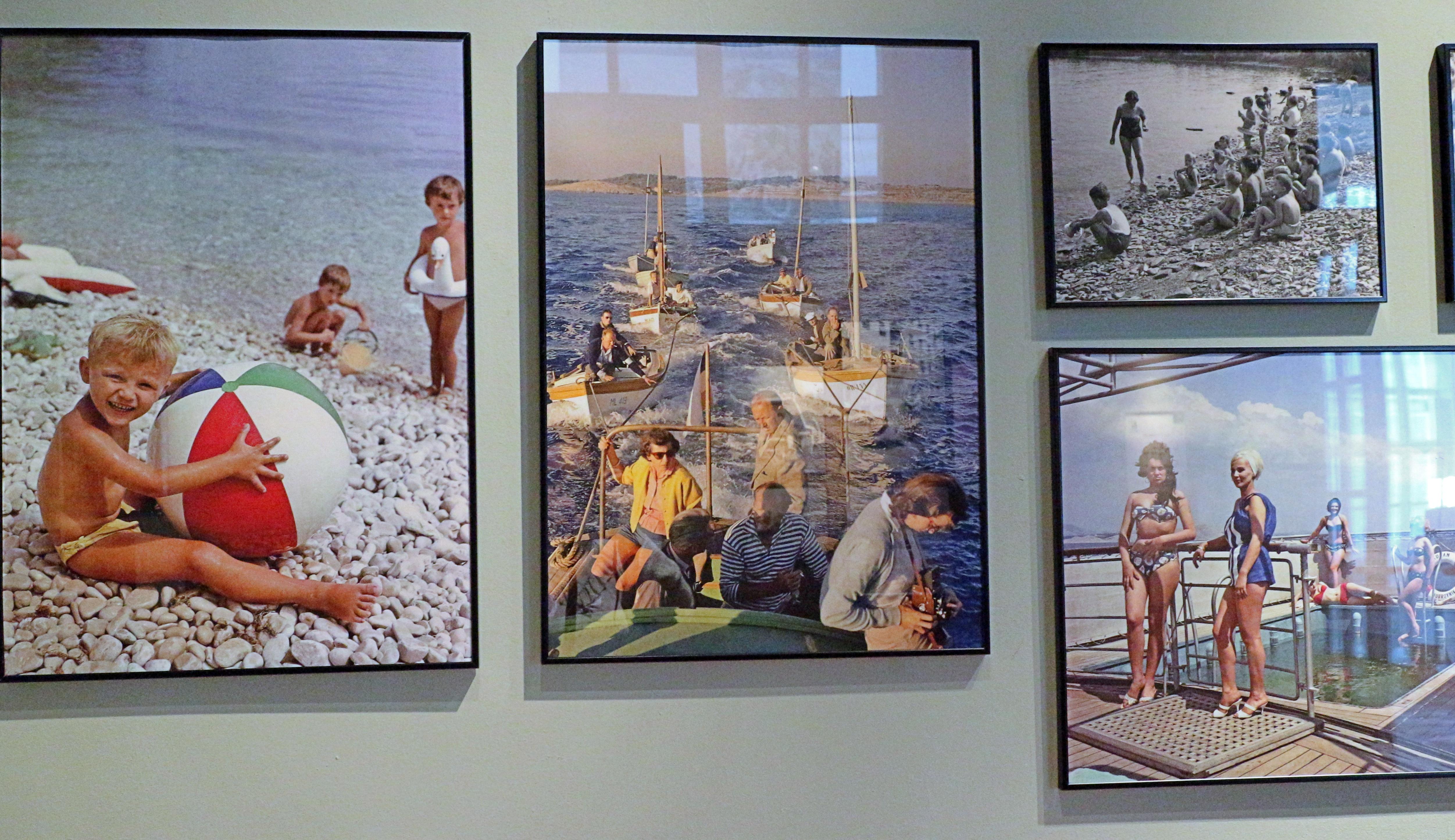 """Ausstellung zum Thema """"Urlaub"""" im Museum für Zeitgeschichte"""