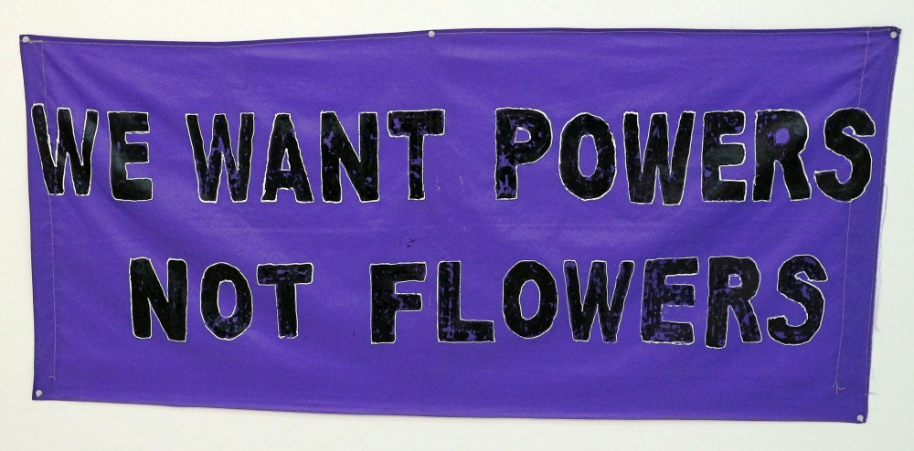 Auch Feminismus steht im Fokus des Museums of Contemporary Art.