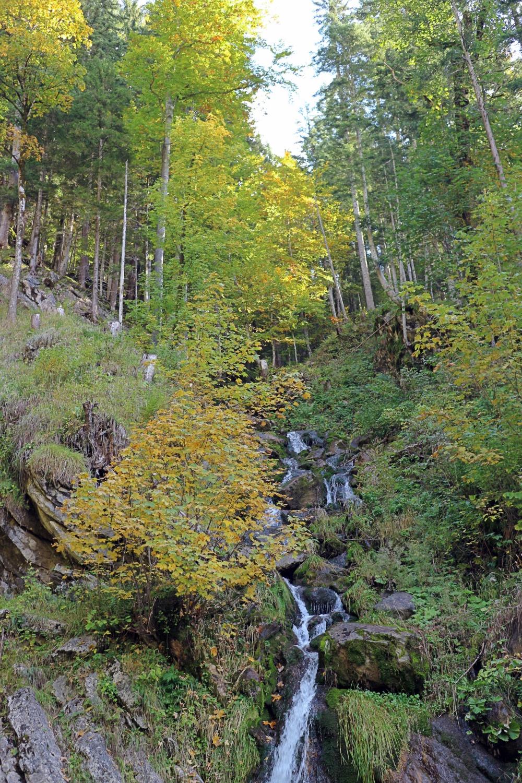 Wasserfall Schoppernau