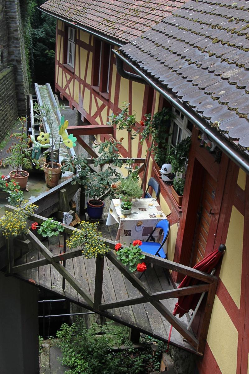 Fachwerk in Meersburg