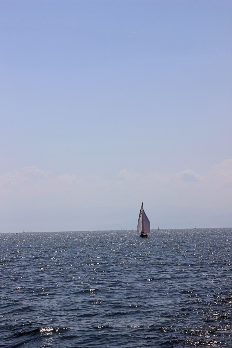 Boat Life auf dem Bodensee