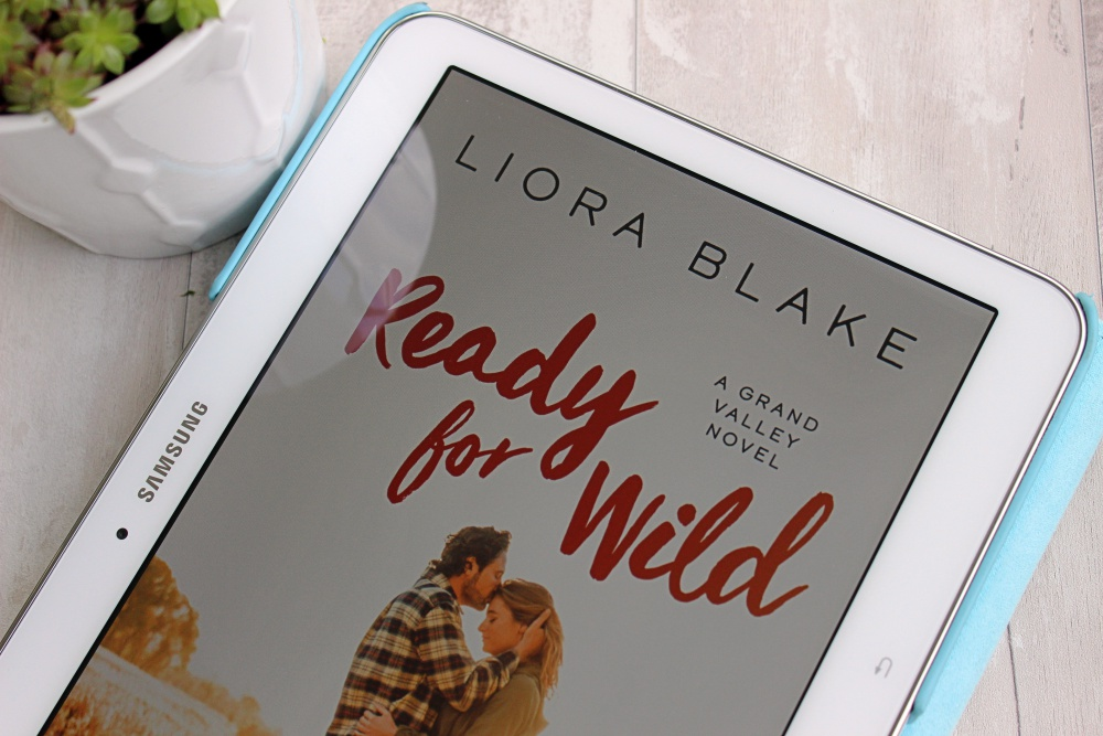 Rezension zu Ready for Wild von Liora Blake