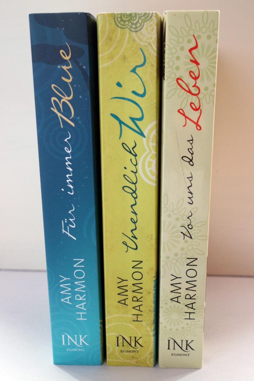 Meine Bücher von Amy Harmon