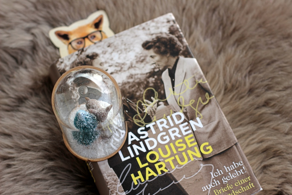 Rezension zu Ich habe auch gelebt! Briefe einer Freundschaft von Astrid Lindgren und Louise Hartung