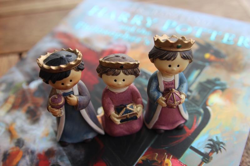 """""""Harry Potter"""" und die heilige Dreikönige"""