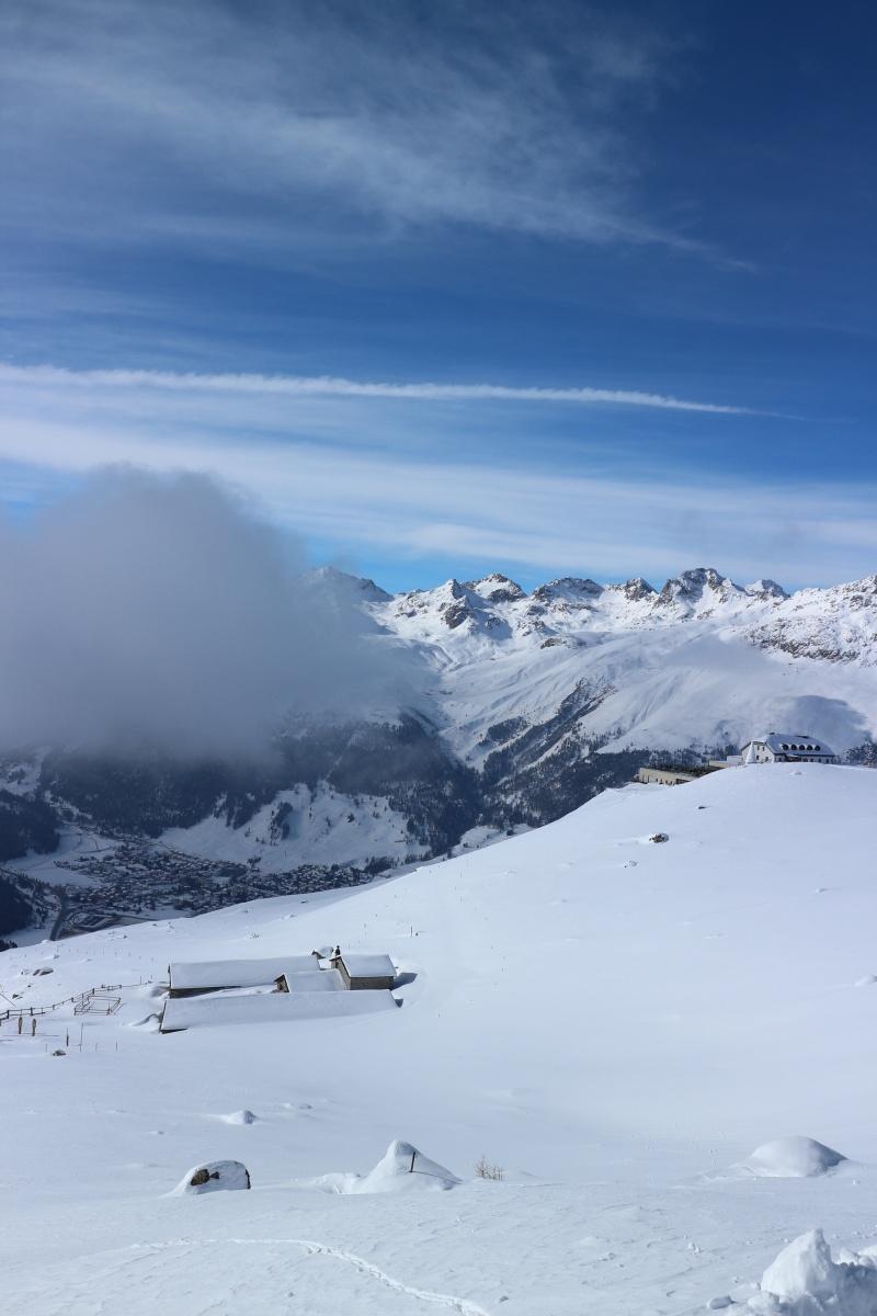 """""""Muottas Muragl"""" St. Moritz"""