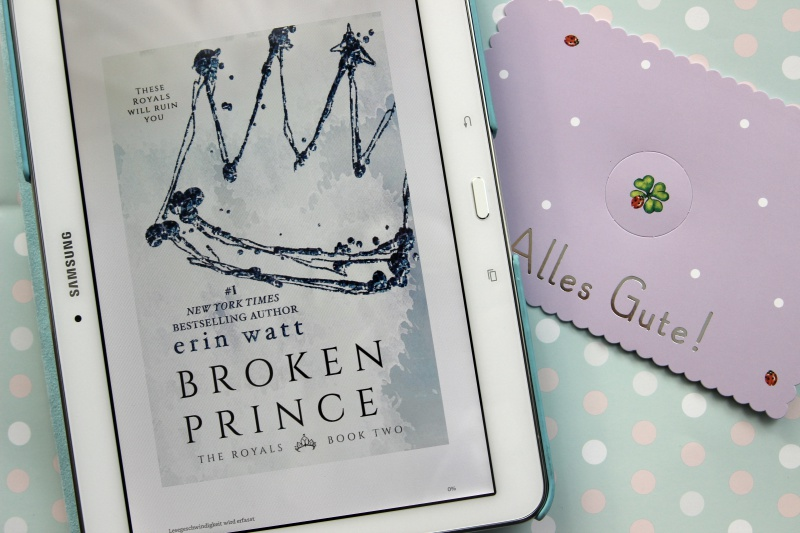 Broken Prince Erin Watt
