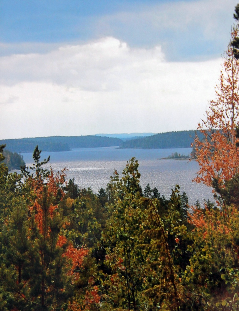 Typisch finnischer See