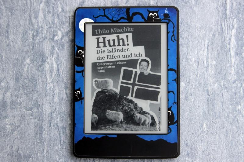 """""""Huh! Die Isländer, die Elfen und ich - unterwegs in einem sagenhaften Land"""" von Thilo Mischke"""
