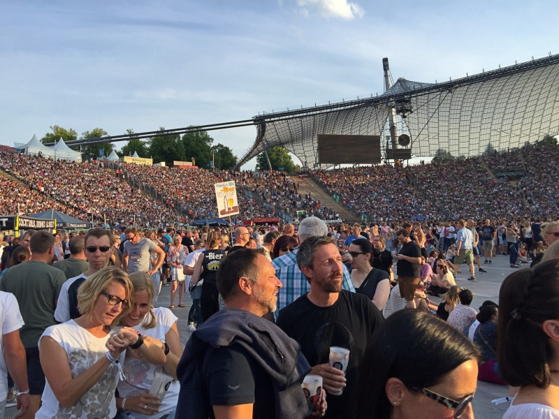 Robbie Williams Konzert in München