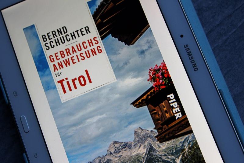 Gebrauchsanweisung für Tirol von Bernd Schuchter