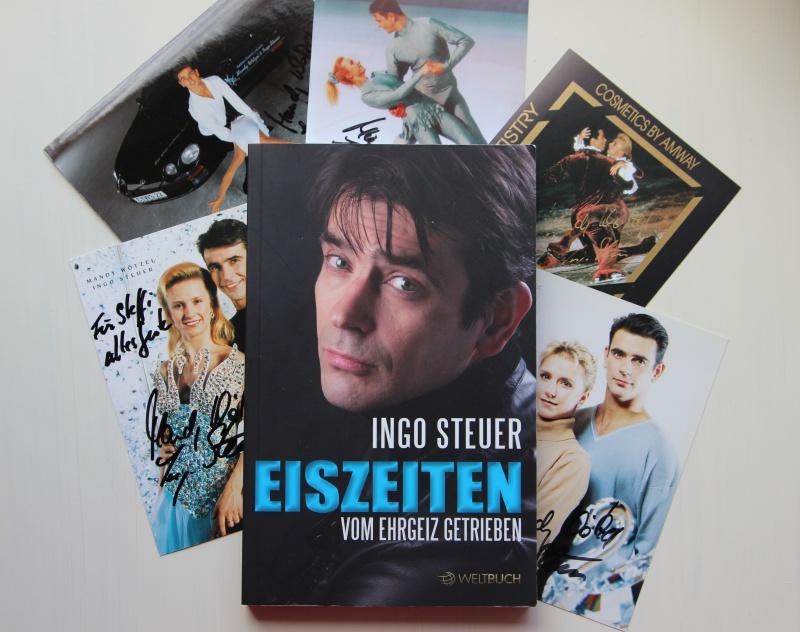 """""""Eiszeiten - vom Ehrgeiz getrieben"""" von Ingo Steuer"""