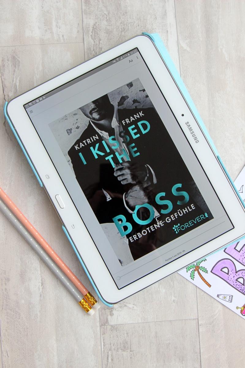 """""""I kissed the Boss - Verbotene Gefühle"""" von Katrin Frank"""