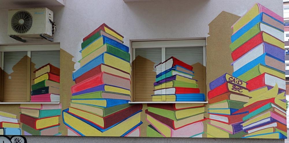 Ljubljana - die Stadt der Bücher