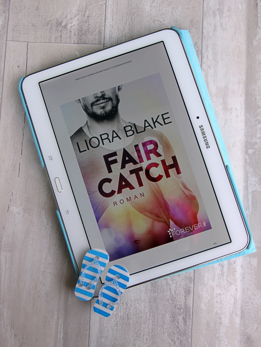 Fair Catch von Liora Blake