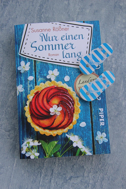 Nur einen Sommer lang von Susanne Rößner