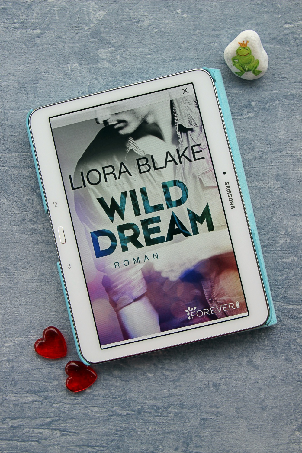 "Rezension ""Wild Dream"" von Liora Blake"