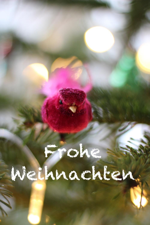 Glimrende wünscht Frohe Weihnachten