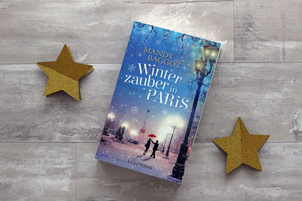 Rezension zu Winterzauber in Paris von Mandy Baggot