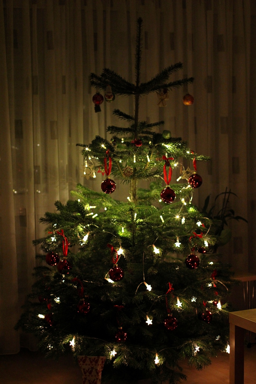 Mein Christbaum