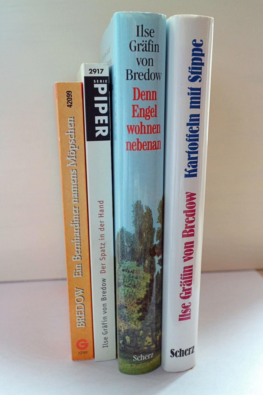 Meine Bücher von Ilse Gräfin von Bredow