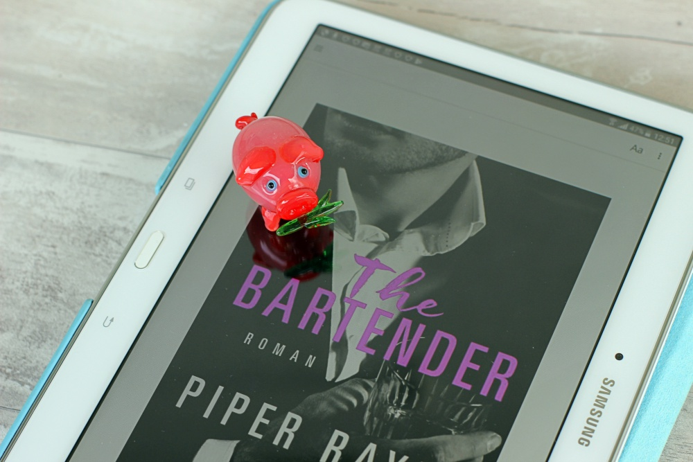 Rezension zu The Bartender von Piper Rayne