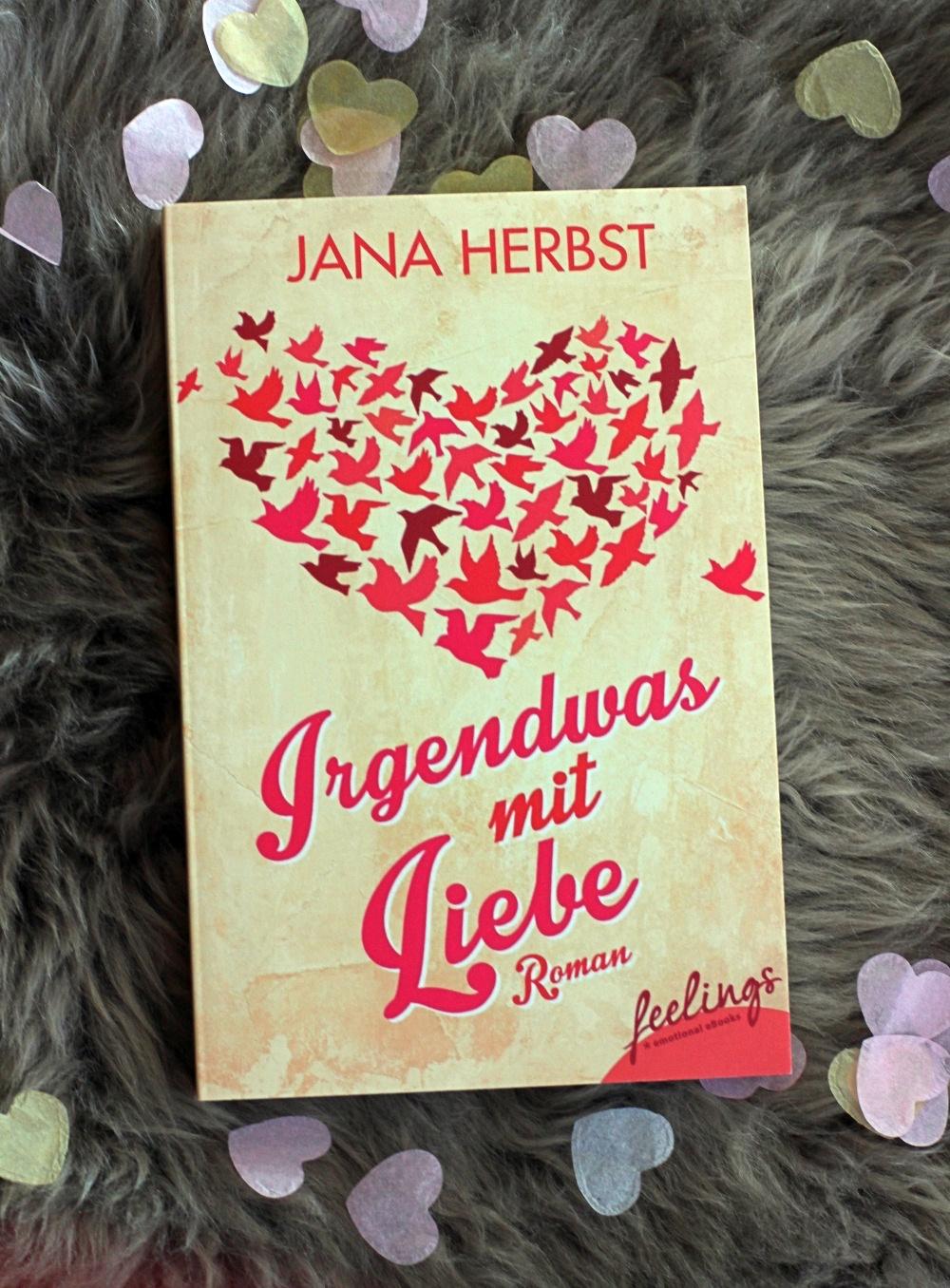 Irgendwas mit Liebe von Jana Herbst