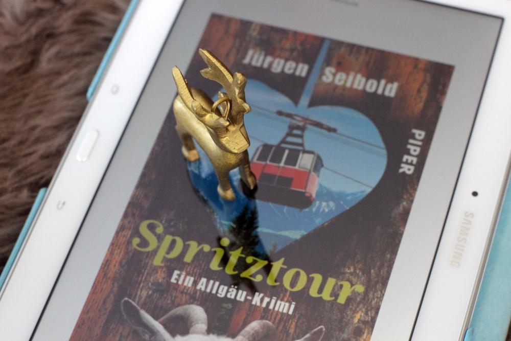 Rezension zu Spritztour von Jürgen Seibold