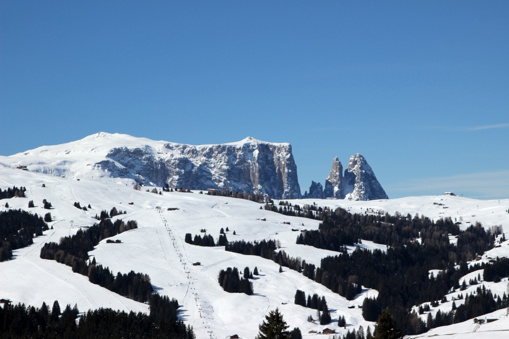 Südtirol Grödner Tal Monte Pana