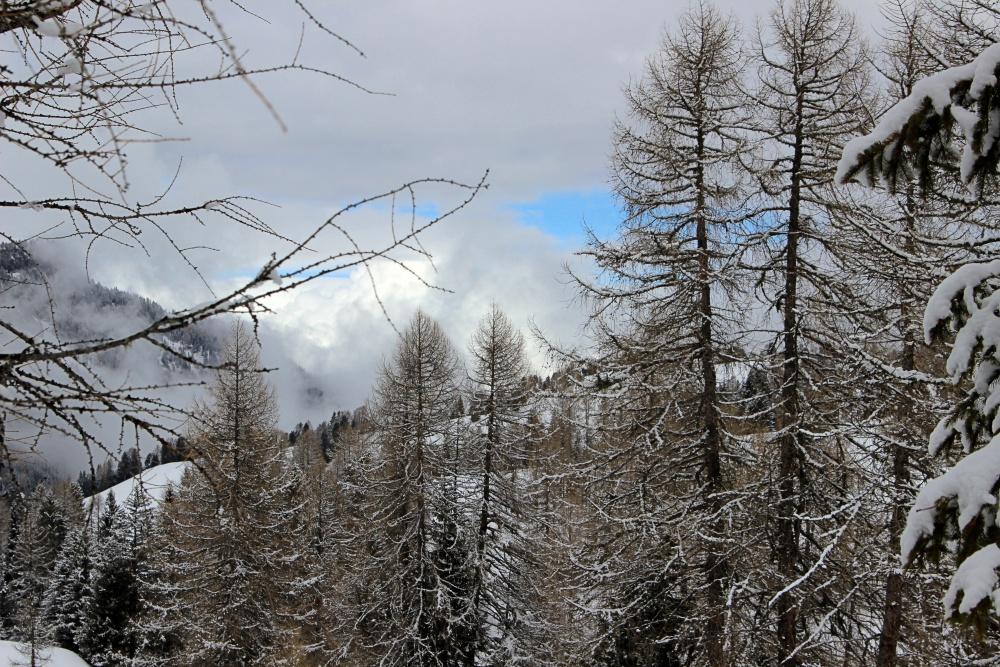 Seiser Alm im Winter