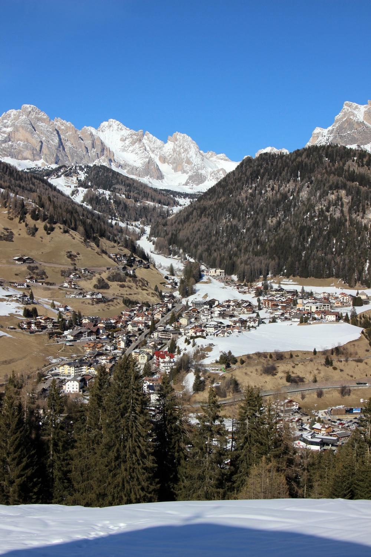 Südtirol Grödner Tal Monte Pana St. Christina