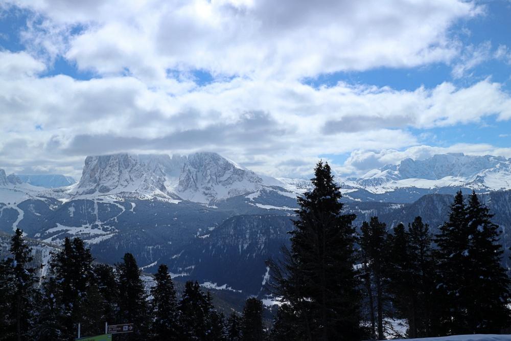 Südtirol St. Ulrich Raschötz Resciesa
