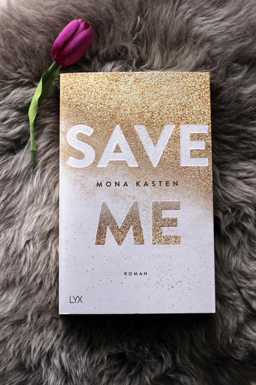 Rezension zu Save Me von Mona Kasten