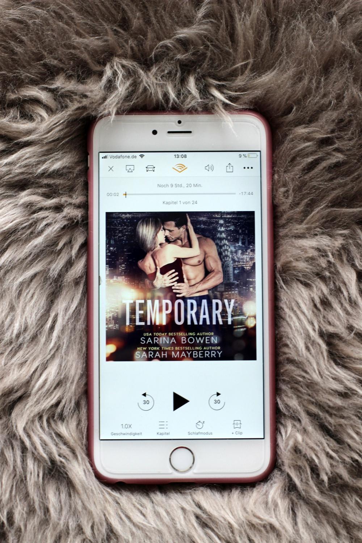 Rezension zu Temporary von Sarina Bowen und Sarah Mayberry