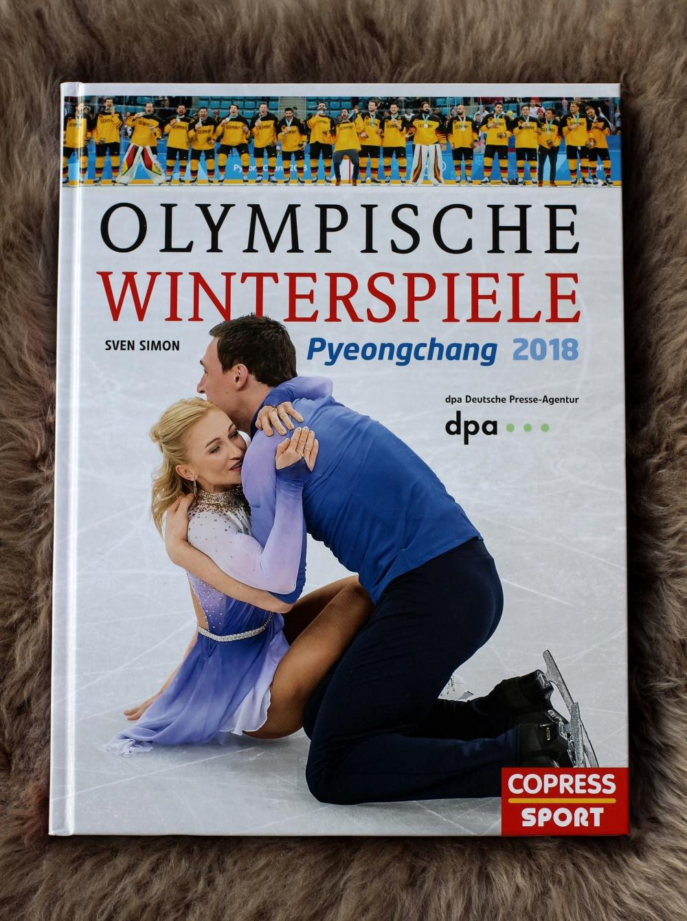 Olympische Spiele 2018 von Sven Simon