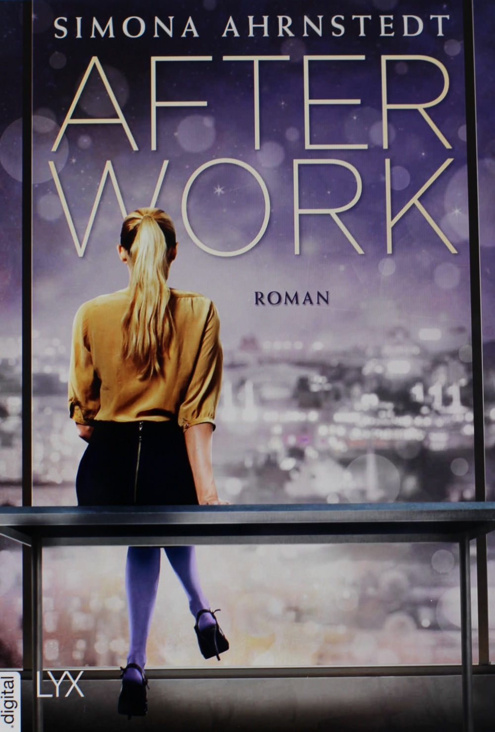 Rezension zu After Work von Simona Ahrnstedt