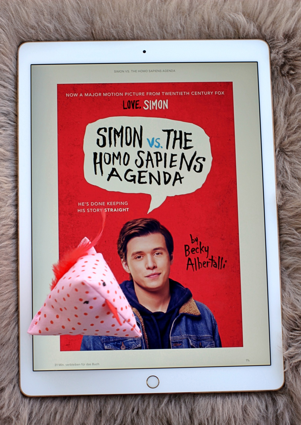Rezension zu Simon vs. the Homo Sapiens Agenda von Becky Albertalli