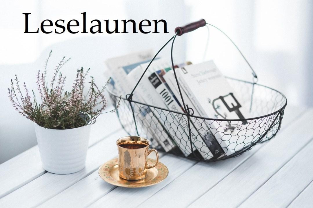 Leselaunen - Copyright buchbunt.blog