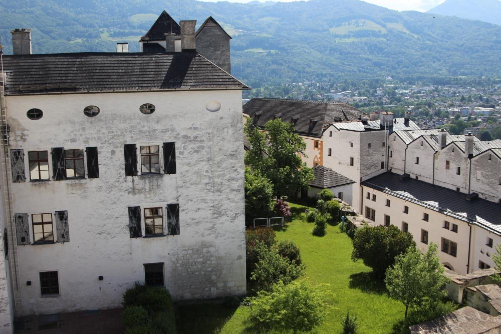 Festung von Salzburg