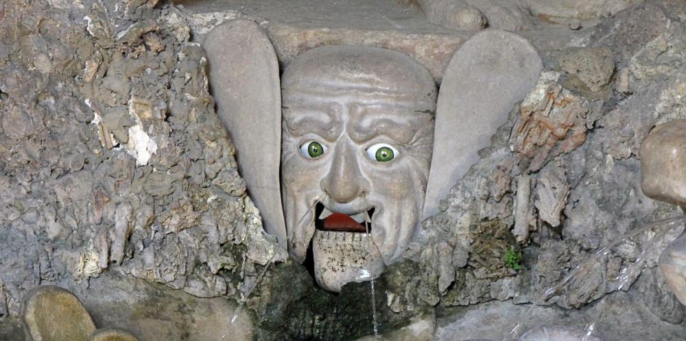 Schloss Hellbrunn Wasserspiel