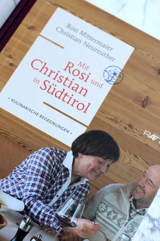 Mit Rosi und Christian in Südtirol von Rosi Mittermaier und Christian Neureuther