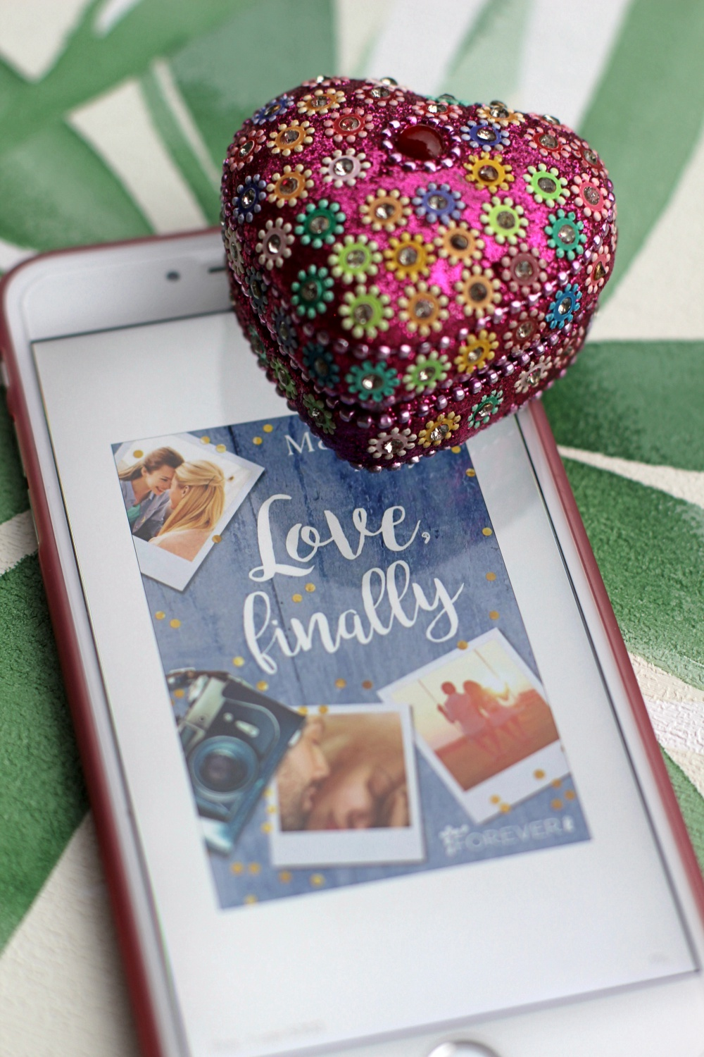 Rezension zu Love finally von Marleen May